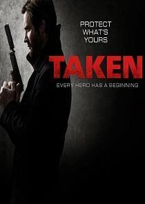 Taken Season 1 cover art