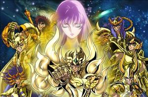 Saint Seiya: Soldiers' Soul cover art