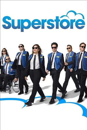 Superstore Season 4 cover art
