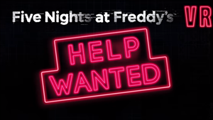 Five Nights at Freddy's VR: Help Wanted cover art