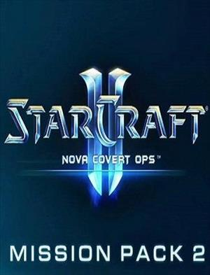 StarCraft II: Nova Covert Ops - Mission Pack 2 cover art