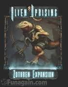 Alien Uprising - Zothren Expansion cover art