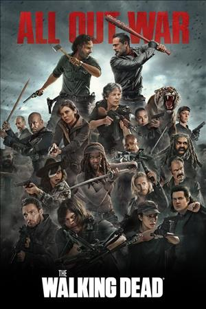 The Walking Dead Season 8 (Part 2) cover art