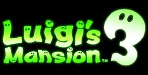 Luigi's Mansion 3 cover art