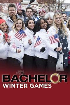 The Bachelor Winter Games Season 1 cover art