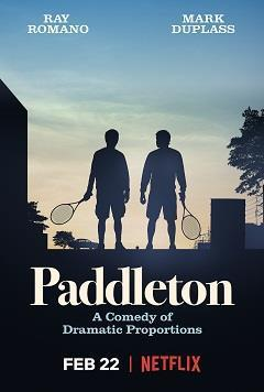 Paddleton cover art