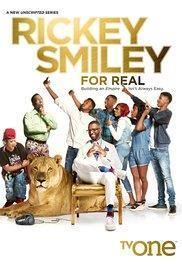 Rickey Smiley for Real Season 3 cover art