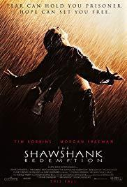 The Shawshank Redemption cover art