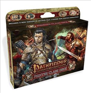 Pathfinder Adventure Card Game: Class Deck – Fighter cover art