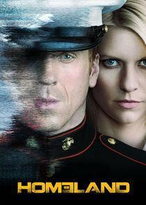 Homeland Season 6 cover art