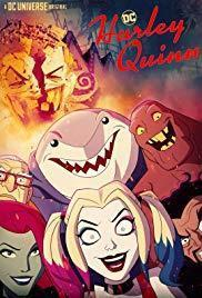Harley Quinn Season 1 cover art
