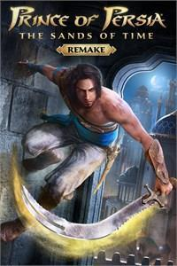 Prince of Persia: The Sands of Time Remake cover art