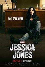 Marvel's Jessica Jones Season 2 cover art