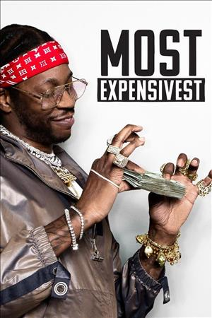 Most Expensivest Season 3 cover art