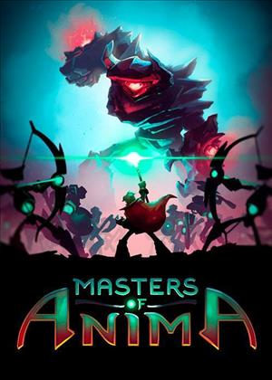 Masters of Anima cover art