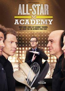 All-Star Academy Season 2 cover art