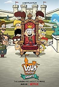 The Loud House Movie cover art