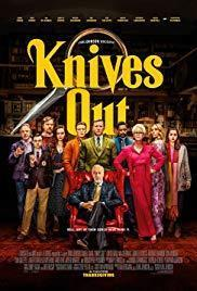 Knives Out cover art