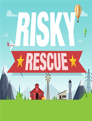 Risky Rescue cover art
