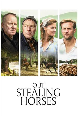 Out Stealing Horses cover art