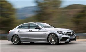 2015 Mercedes-Benz C63 AMG cover art