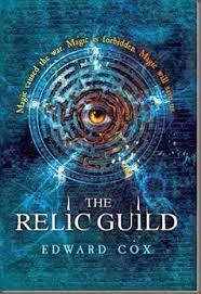 The Relic Guild (Edward Cox) cover art