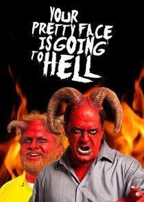 Your Pretty Face Is Going to Hell Season 4 cover art