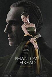 Phantom Thread cover art