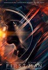 First Man cover art
