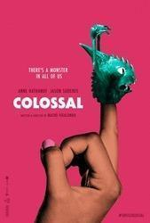 Colossal cover art