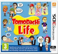 Tomodachi Life cover art