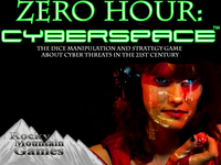 ZERO Hour: Cyberspace cover art
