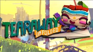 Tearaway Unfolded cover art
