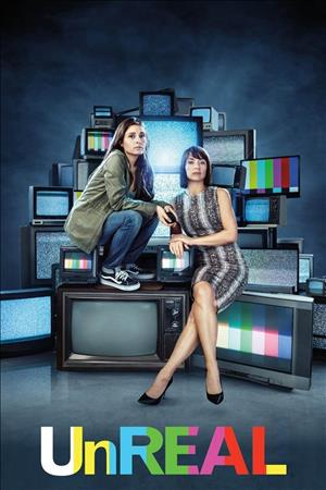 UnREAL Season 3 cover art