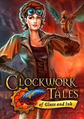 Clockwork Tales: Of Glass and Ink cover art