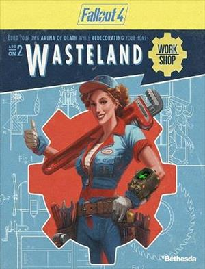 Fallout 4 - Wasteland Workshop cover art