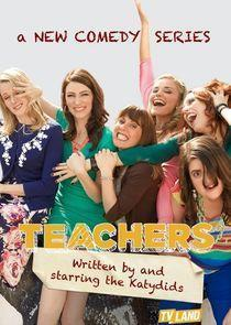 Teachers Season 2 cover art