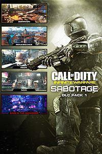 Call of Duty: Infinite Warfare - Sabotage cover art