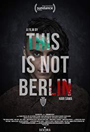 This Is Not Berlin cover art