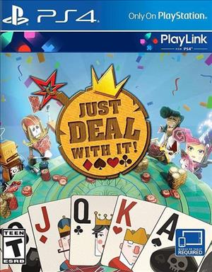 Just Deal With It! cover art