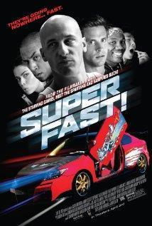 Superfast cover art