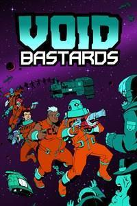 Void Bastards cover art