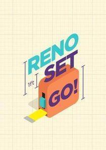 Reno, Set, Go! Season 1 cover art