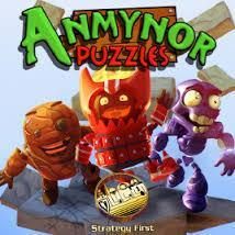 Anmynor Puzzles cover art