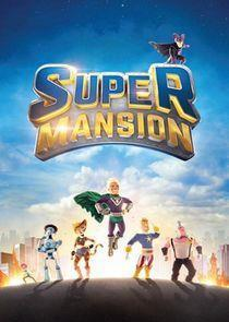 SuperMansion Season 2 cover art