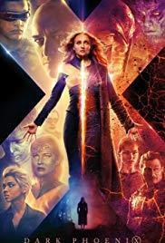 Dark Phoenix cover art