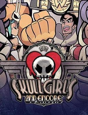 Skullgirls 2nd Encore cover art