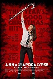 Anna and the Apocalypse cover art