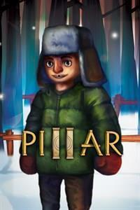 Pillar cover art