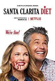 Santa Clarita Diet Season 2 cover art